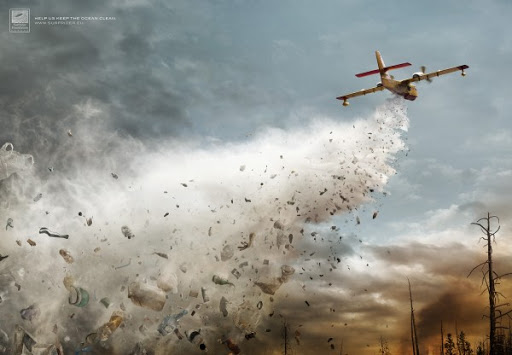 airplane shooting products - creative-photography-11