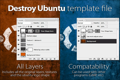 Destroy Ubuntu Template