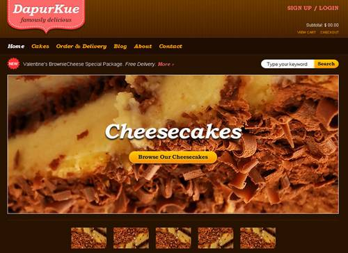 25 Beautiful High Quality CSS/XHTML Website Templates