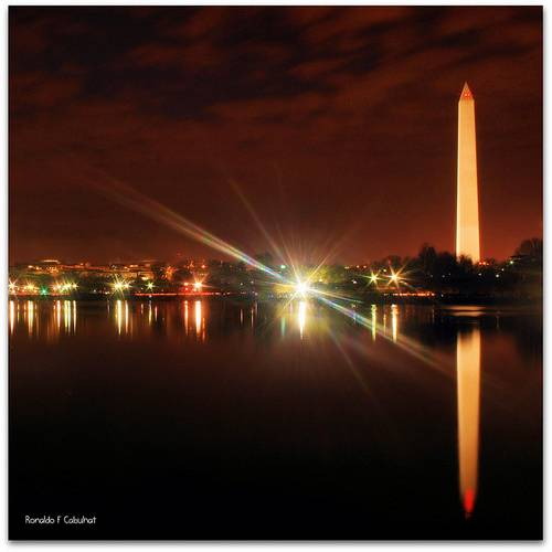 Washington Monument BY Ronaldo F Cabuhat