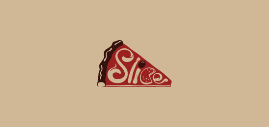 Slice–Pizza logo
