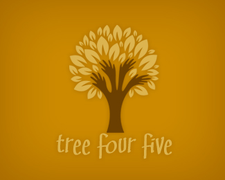 tree four five by Oronoz