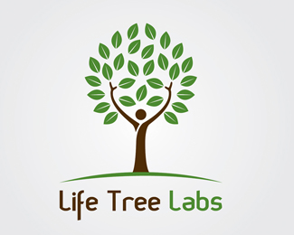 50 Tree Logo Design