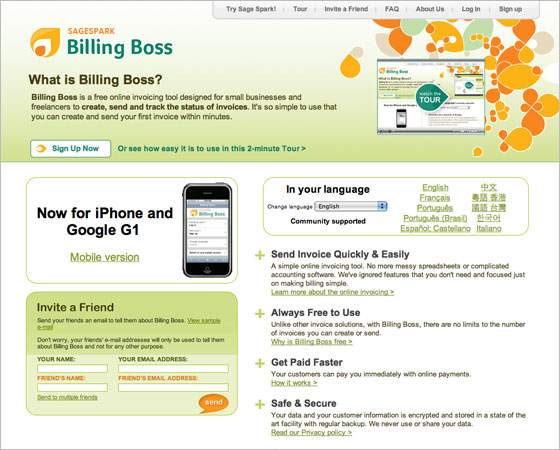invoicing tools freelancers