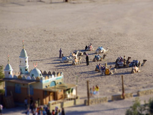 Tilt Shift Tutorials