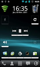 widget android