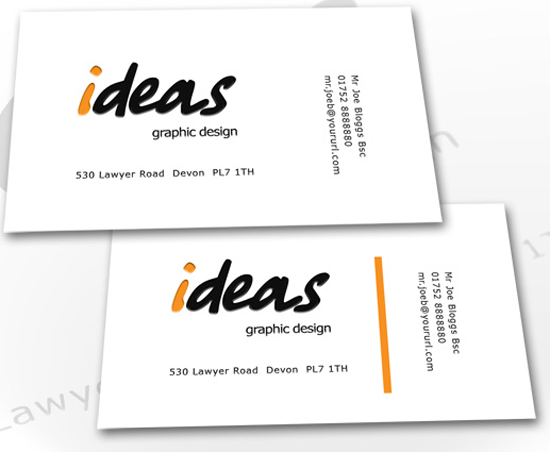 free business card template Ideas free business card PSD