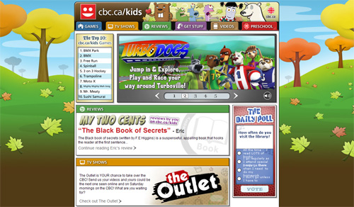 children websites