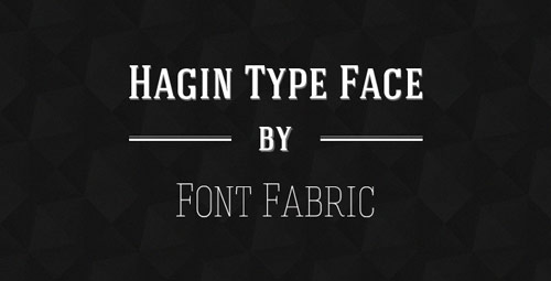 fresh creative fonts