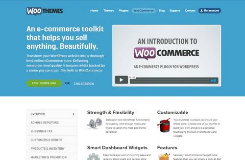 wordpress ecommerce plugin