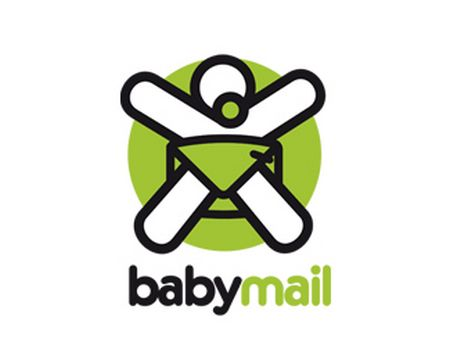 baby logo : BabyMail by applex