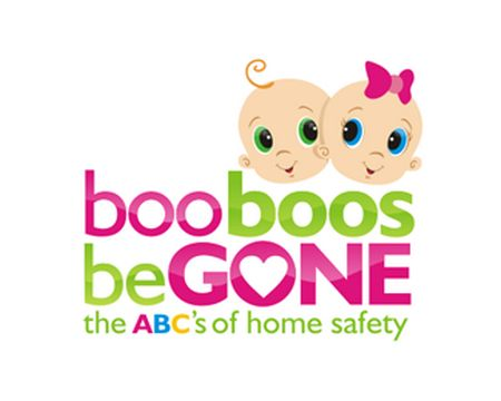 baby logo : Boo Boo Be Gone by jojodesign