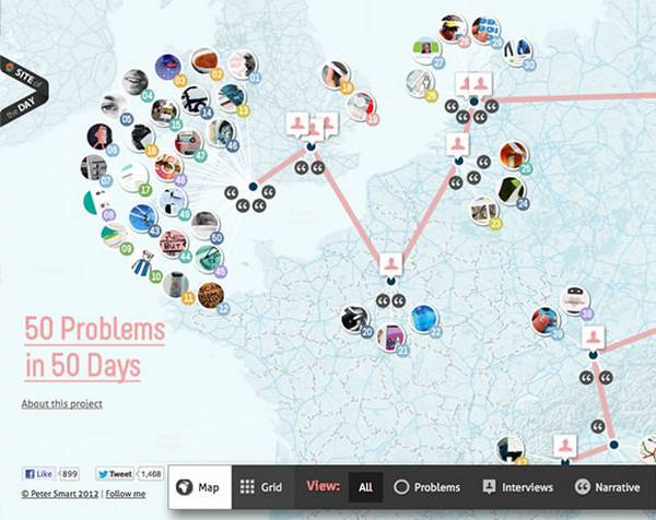 50 Problems in 50 Days