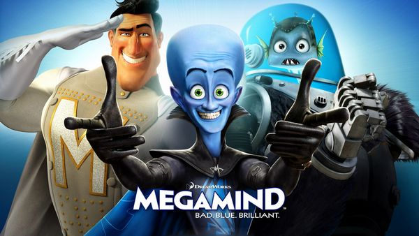 Megamind Characters Wallpaper