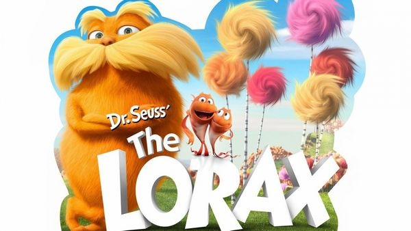 The Lorax Wallpaper