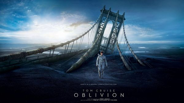 Oblivion Tom Cruise Wallpaper