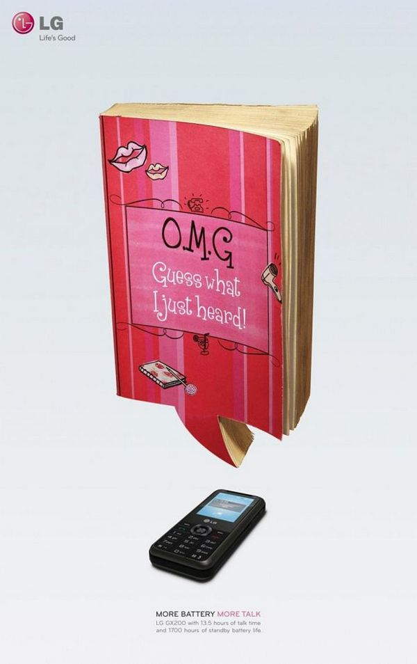 LG Mobile Phones: Chick Lit