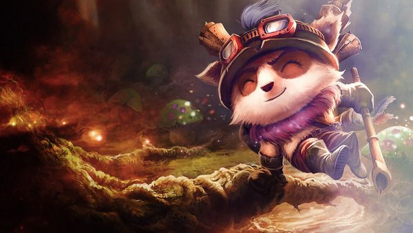 League Of Legends : Teemo Wallpaper