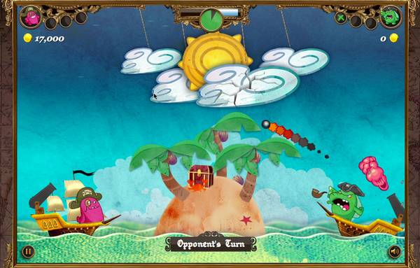 HTML5 websites : Lux Ahoy - HTML5 Game