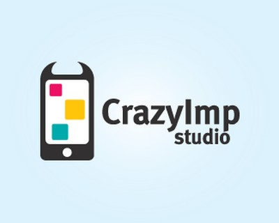 CrazyImp - logo for mobile