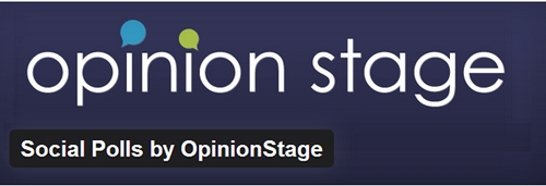 Social Polls by Opinion Stage (Free)