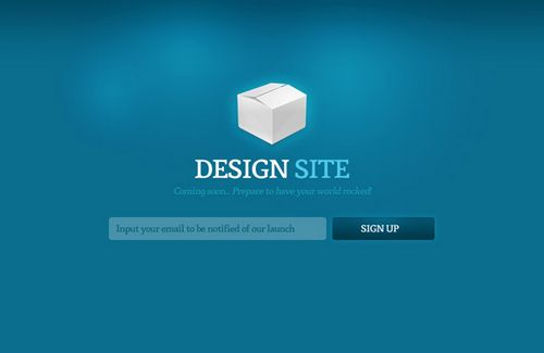 Create an Effective Coming Soon Page