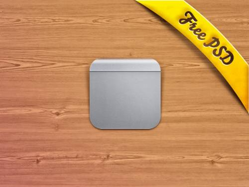 Magic Trackpad Icon + PSD Freebie!