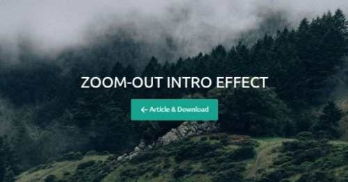 5-zoom-out-effect -  Zoom-Out Intro Effect