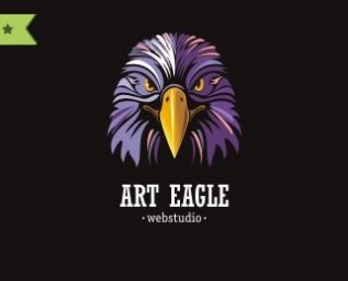 ArtEagle - cool eagle logos
