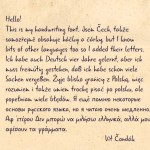 12 Best Handwriting Fonts