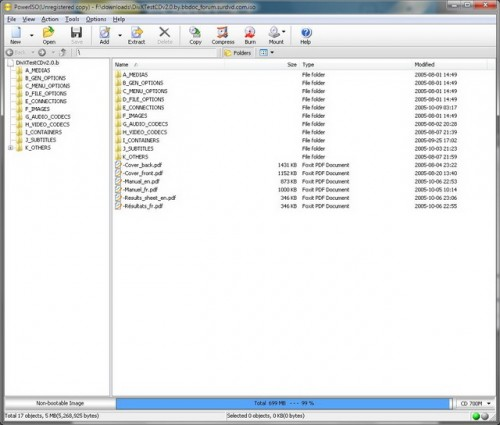 Power ISO - best iso extraction software