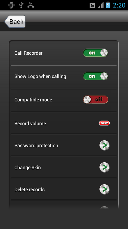 remote call recorder for android