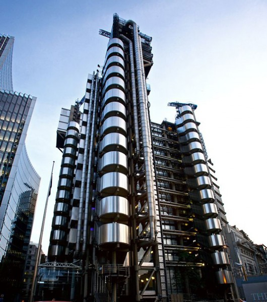 11. Lloyds Building - architecture today