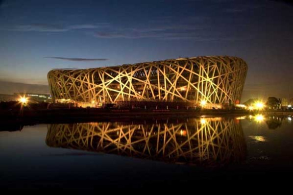 6. Beijing National Stadium - famous architecture styles