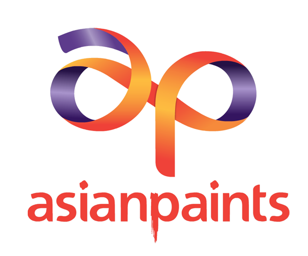 2-asian-paints - painting company logo design free