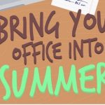 How to Enjoy Summer in the Office – by Wrike project management tools