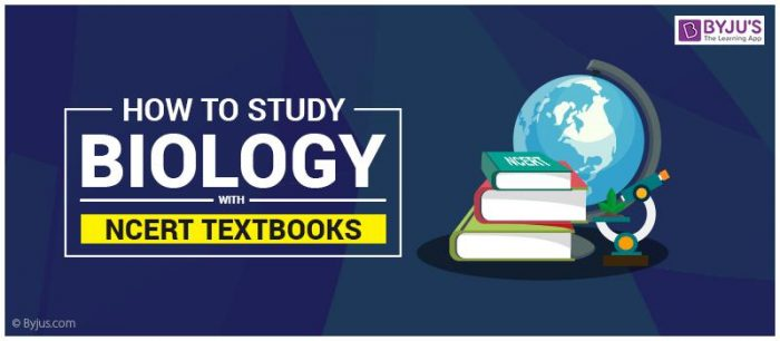 Study Biology With NCERT
